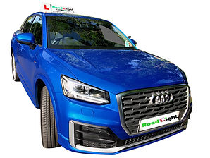 Driving Lessons in Bolton in an Audi Q2