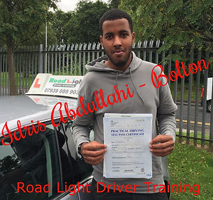 Driving Lessons Bolton 6916
