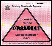 Trainee Instructors Badge