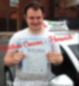 Bolton Driving Lessons Test Pass Mattew Connor