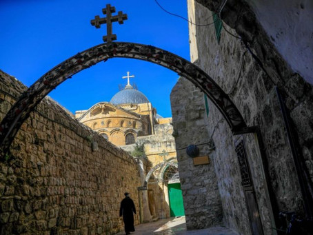 Easter in Jerusalem ... rarely seen photos!