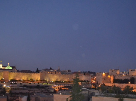 See Jerusalem in 2 1/2 minutes or less ... Enjoy the magic!