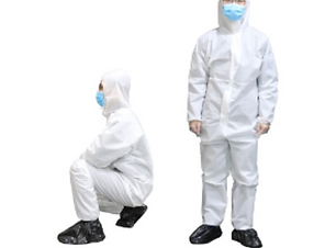traje proteção tnt
