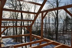 timber frame barn