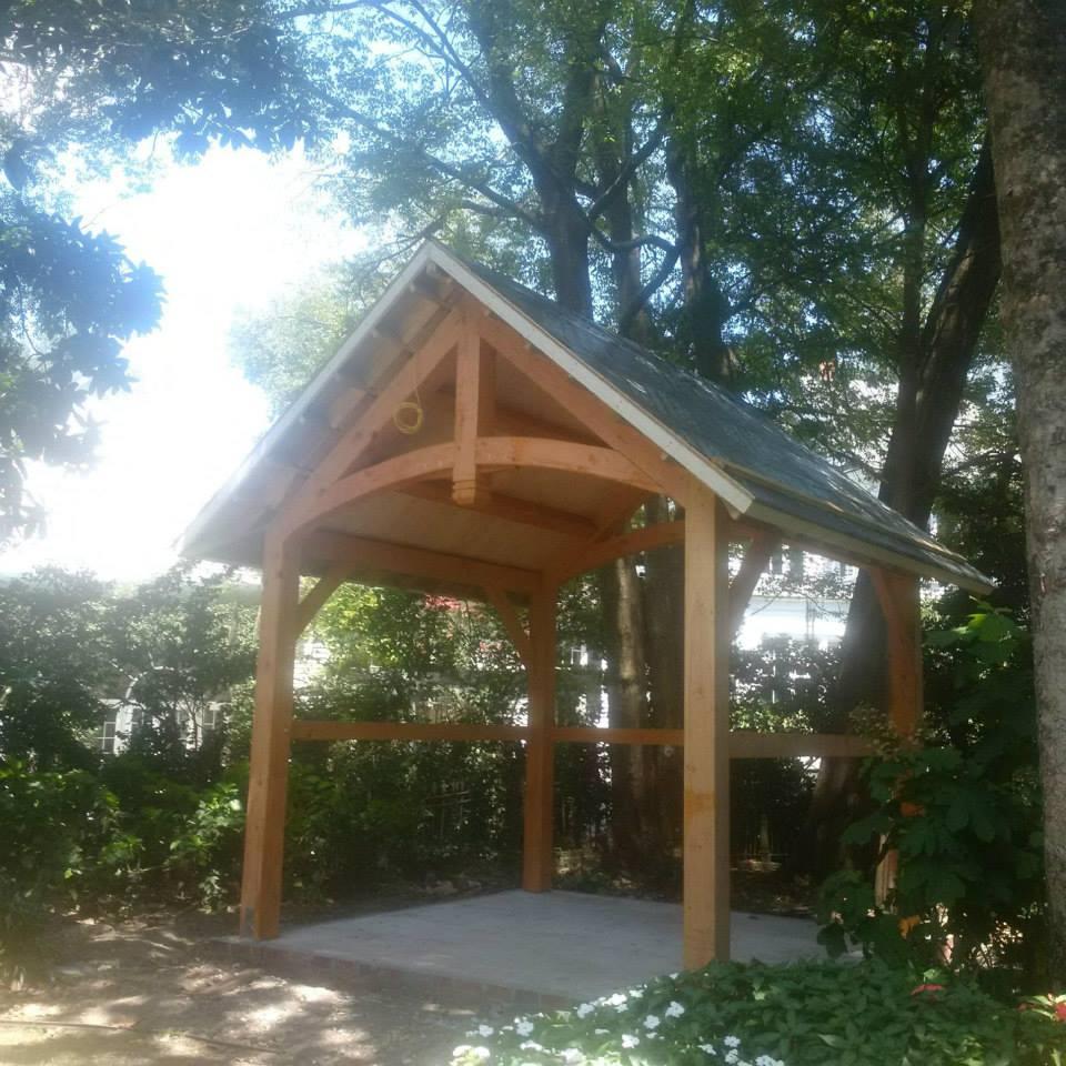 Timber Frame studio