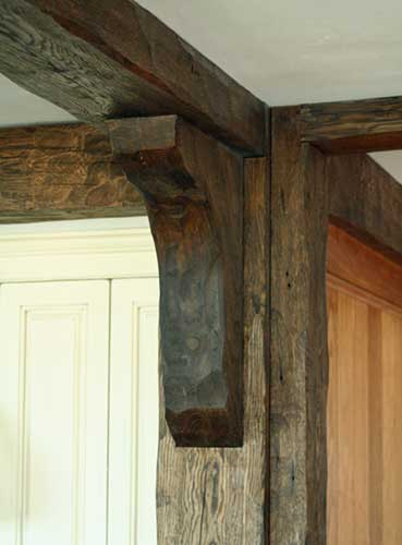 timber frame components