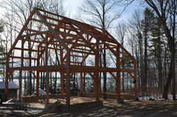 Freeport timber frame
