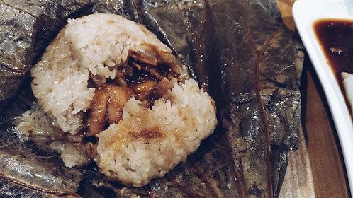 Dim Sum Series - Making Glutinous Rice Dumplings