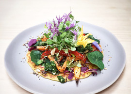 Vegan Tacos At Matches Fashion Pop-Up