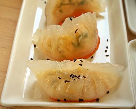 Dim Sum Series - Making Dumplings