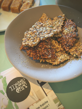 Linseed Crackers At Matches Fashion Pop-Up