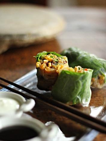 Vietnamese spring roll