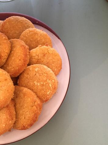 Vegan Snickedoodle Cookies