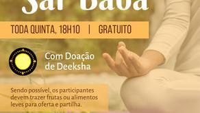 Meditação a Luz de Sai Baba