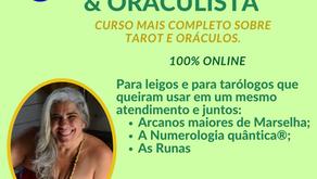 Formação de Tarólogo & Oraculista