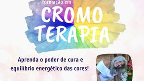 FORMAÇÃO EM CROMOTERAPIA