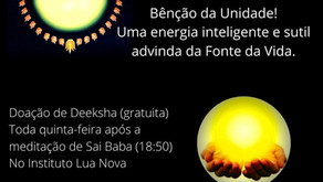 DOAÇÃO DE DEEKSHA