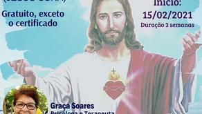 Curso  JESUS CHRIST HEALING (JESUS CURA).