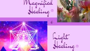 MAGNIFIED HEALING® E LIGHT HEALING®