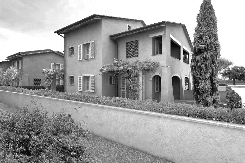Calcinaia, Sottomontecchio
