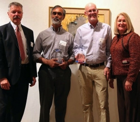 Dataware Team wins Catapult Award