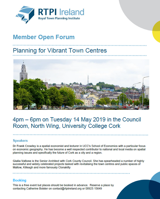 Planning for Vibrant Town Centres