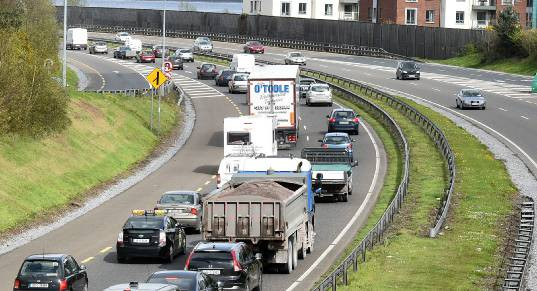 Cork traffic woes: 'Even minor accidents are clogging up the whole city at this point'
