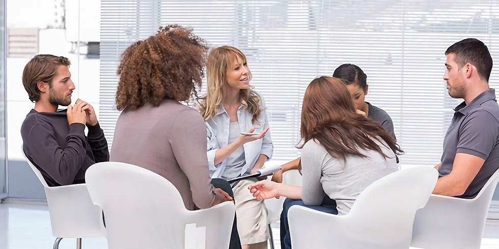 Терапевтическая группа для взрослых