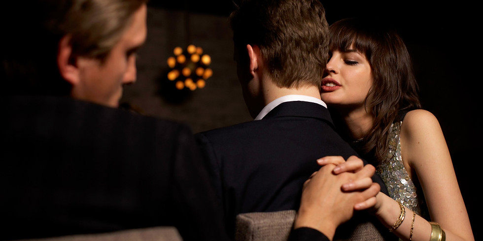 Отношения в паре. Измена и ревность.