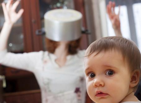 Проблемы в паре только из-за ребенка