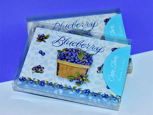 Blueberry Notecards