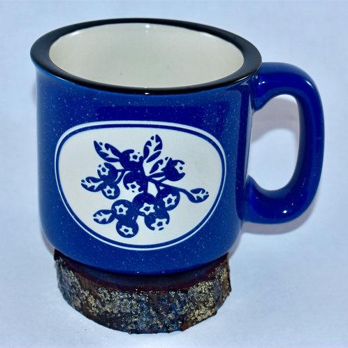 Blueberry Camp Mug