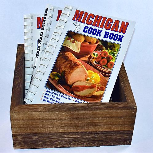 Michigan Cook Book