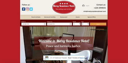 metzyresidencehotel.com