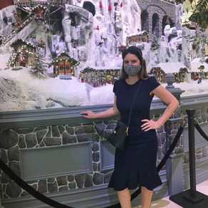 Dressember: 31 Days of Dresses