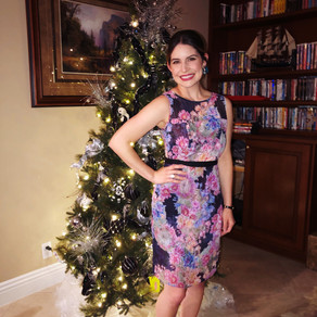 31 Days of Dresses: Dressember Day 18