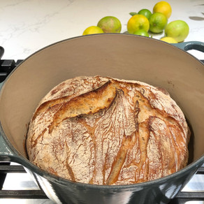 The Best Rustic Bread Recipe -  Irresistible & Effortless