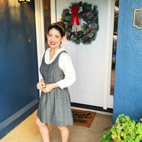 31 Days of Dresses: Dressember Day 3