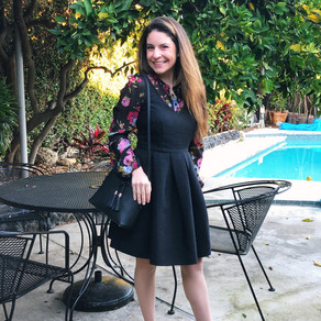 31 Days of Dresses: Dressember Day 16