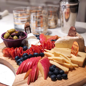 The $20 Cheese & Charcuterie Board You Need to Try Out