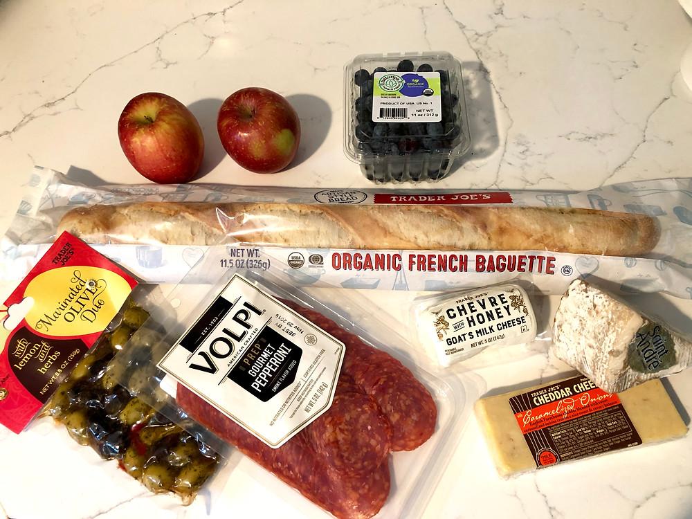 Cheese Board - hazeleyeddarling.com