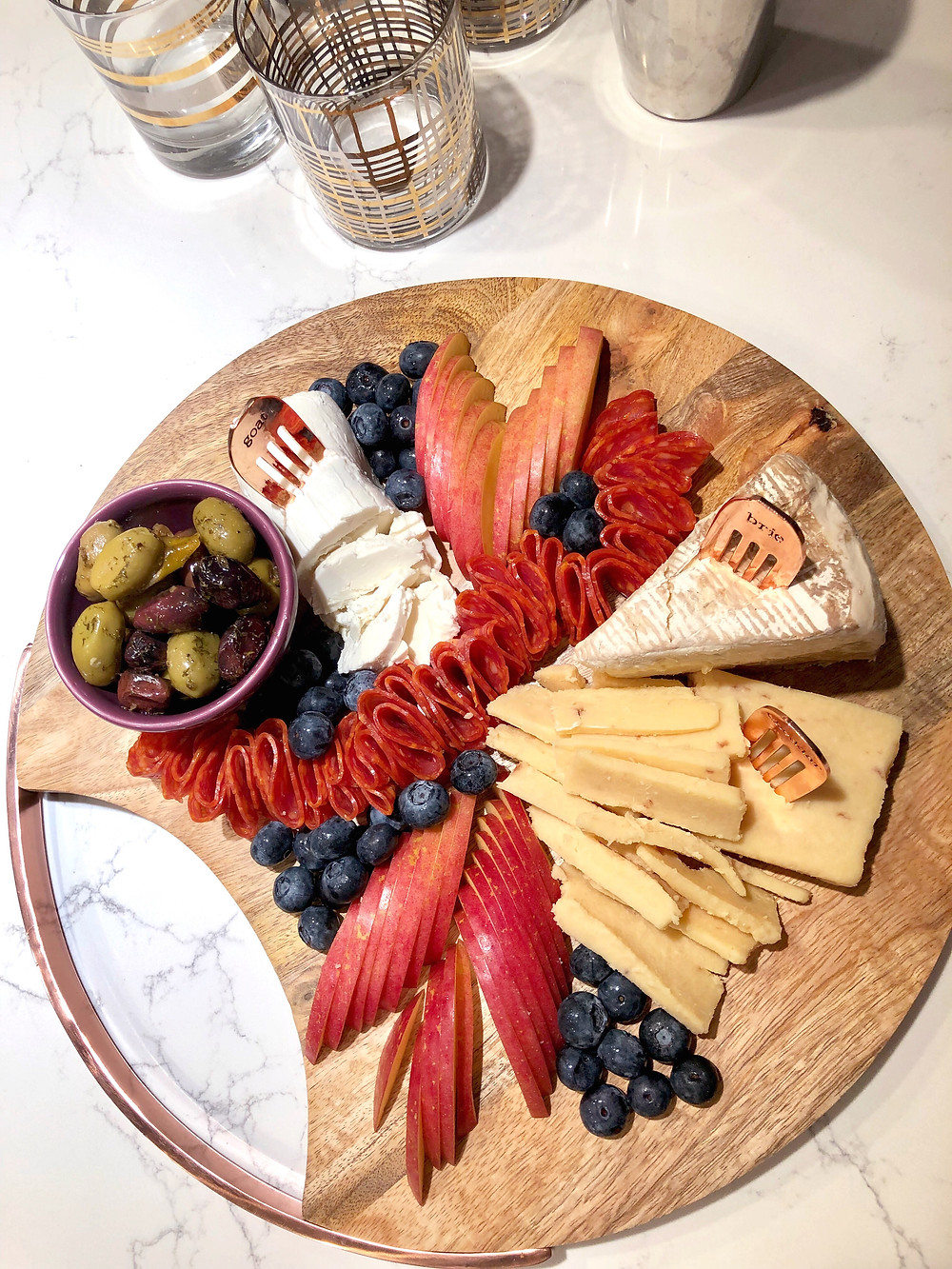 Cheese Board - hazeleyeddarling.com