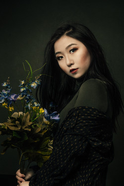 Model, Renaise Kim