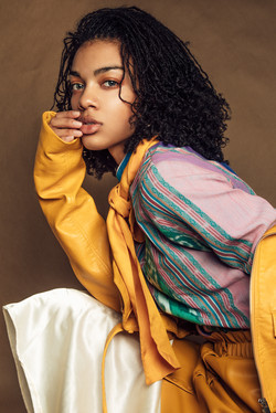 Model, Diana Payne