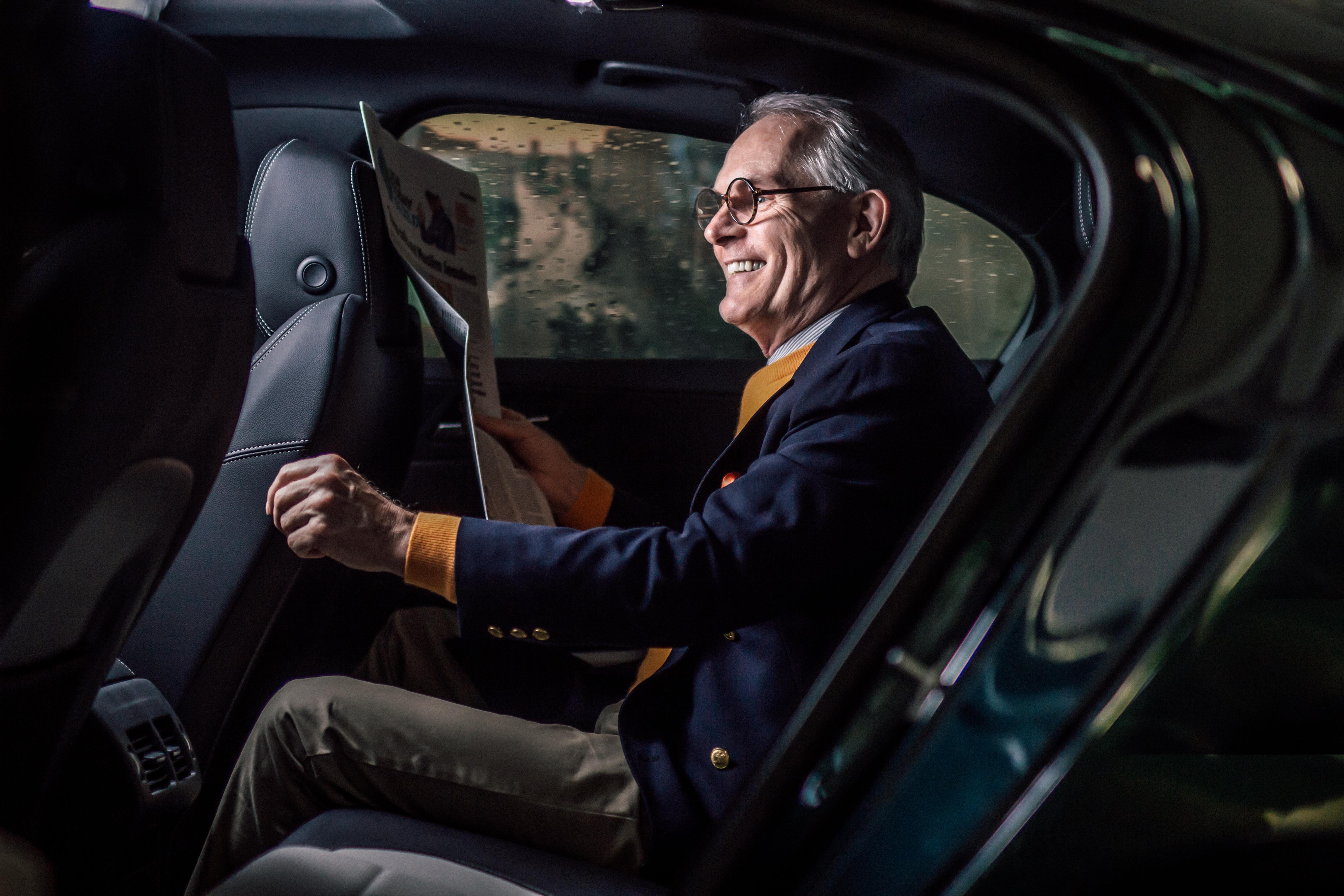 Jaguar x Land Rover, 2017