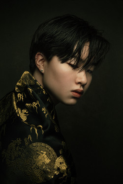 Model, SunAh Shim