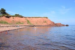 White Sand Red Cliffs