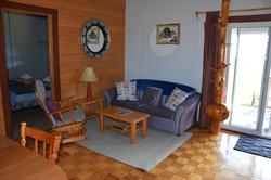 Sitting Area - Cottage 1