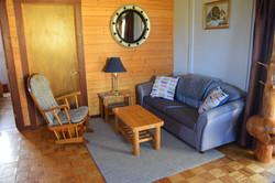 Sitting area Cottage 1