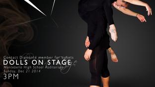 Dance Concert 2015 - Dolls On Stage